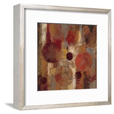 Oriental Bazaar II-Silvia Vassileva-Framed Art Print