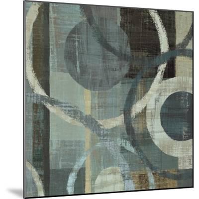 Metalic Tranquility II--Mounted Art Print