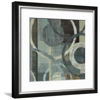 Metalic Tranquility II--Framed Art Print