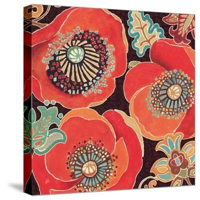 Moroccan Red V-Daphne Brissonnet-Stretched Canvas Print