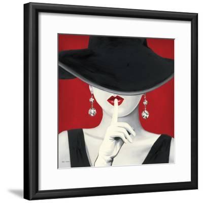 Haute Chapeau Rouge I-Marco Fabiano-Framed Premium Giclee Print