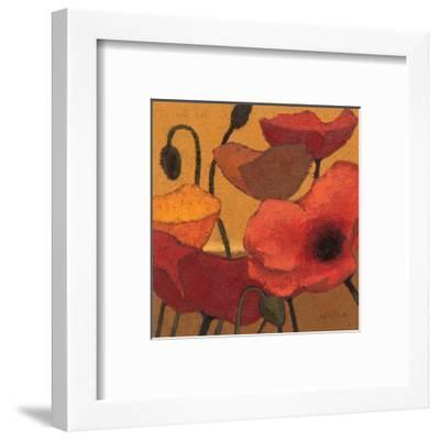 Poppy Curry II--Framed Art Print
