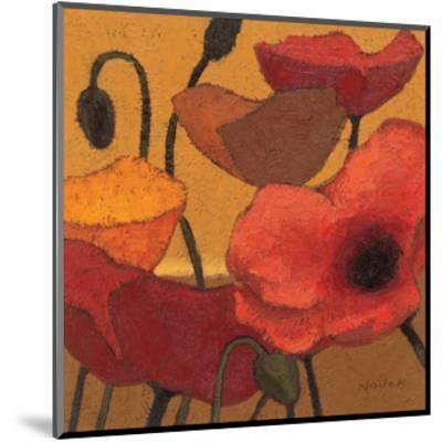 Poppy Curry II--Mounted Art Print