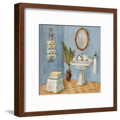 Light Bath II-Silvia Vassileva-Framed Art Print