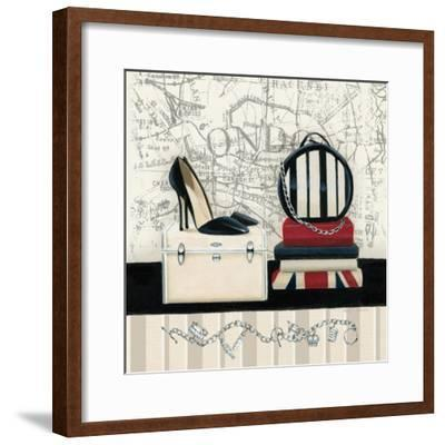 Charming Travel I-Marco Fabiano-Framed Art Print
