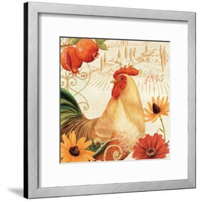 Mattina Toscana I-Daphne Brissonnet-Framed Premium Giclee Print