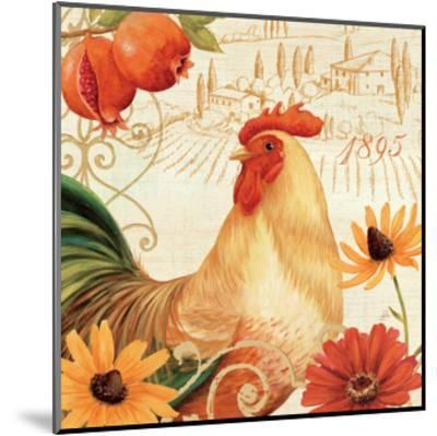 Mattina Toscana I-Daphne Brissonnet-Mounted Premium Giclee Print
