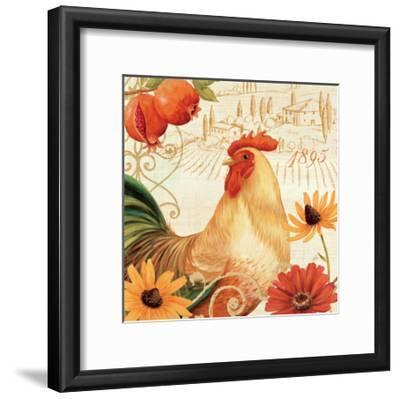 Mattina Toscana I-Daphne Brissonnet-Framed Art Print