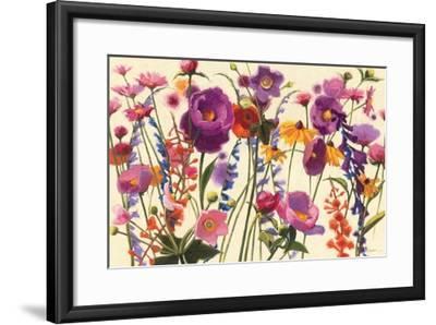 Couleur Printemps I-Shirley Novak-Framed Premium Giclee Print