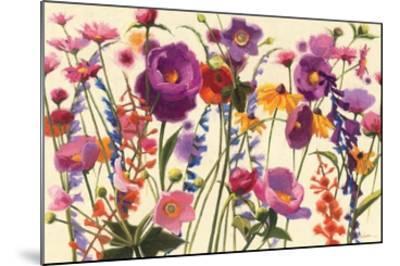 Couleur Printemps I-Shirley Novak-Mounted Premium Giclee Print
