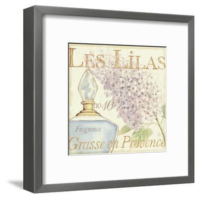 Fleurs and Parfum IV-Daphne Brissonnet-Framed Art Print