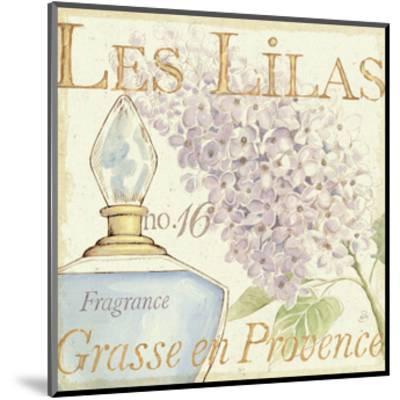 Fleurs and Parfum IV-Daphne Brissonnet-Mounted Art Print