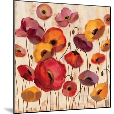 Sunrise Anemones-Silvia Vassileva-Mounted Premium Giclee Print