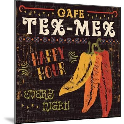 Tex Mex III--Mounted Art Print