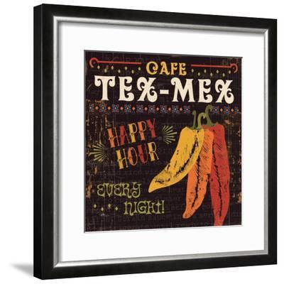 Tex Mex III--Framed Art Print