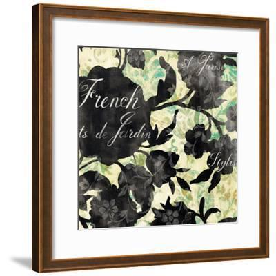 Paris Bloom I-Danhui Nai-Framed Art Print
