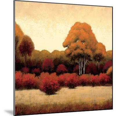 Autumn Forest I-James Wiens-Mounted Art Print