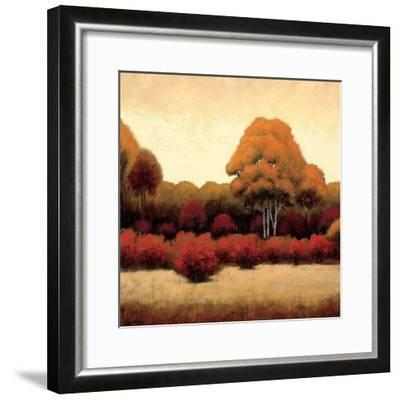 Autumn Forest I-James Wiens-Framed Art Print