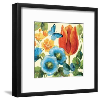 Summer Brights III-Lisa Audit-Framed Art Print
