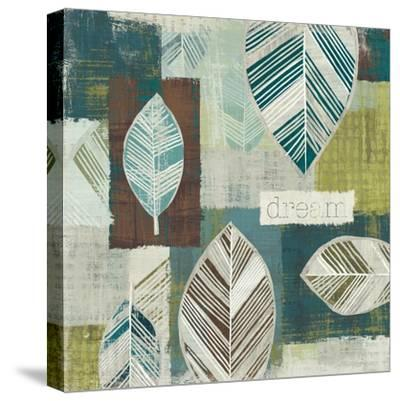 Be Leaves III-Hugo Wild-Stretched Canvas Print