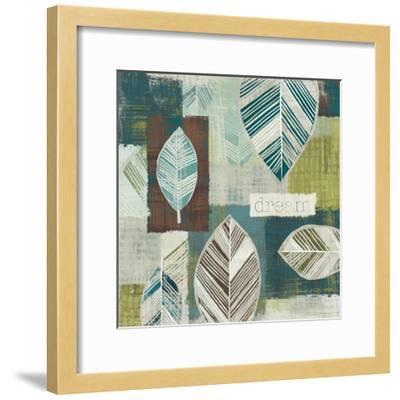 Be Leaves III-Hugo Wild-Framed Premium Giclee Print