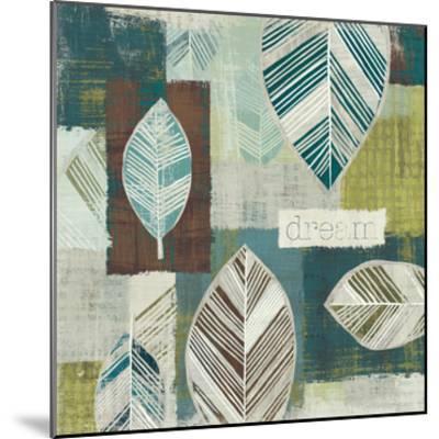 Be Leaves III-Hugo Wild-Mounted Premium Giclee Print