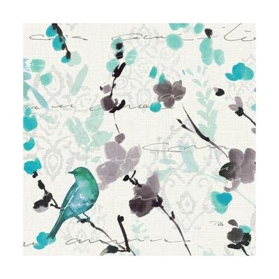 Flowing III-Pela Design-Framed Art Print