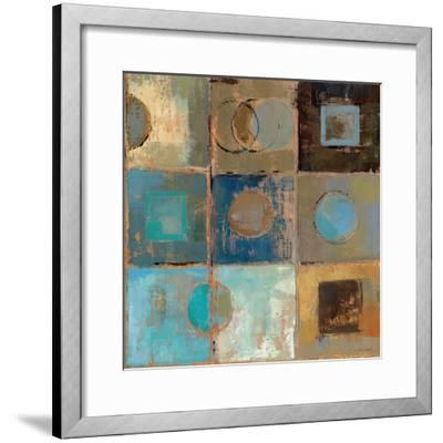 Pass Way III-Silvia Vassileva-Framed Premium Giclee Print