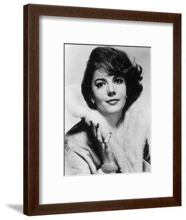 Natalie Wood--Framed Premium Photographic Print