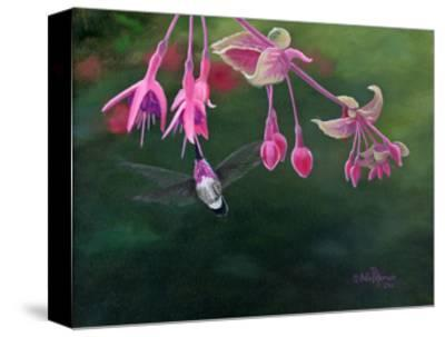 Hover-Julie Peterson-Stretched Canvas Print