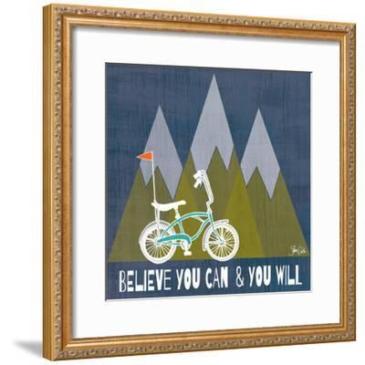 Believe You Can-Shanni Welch-Framed Premium Giclee Print