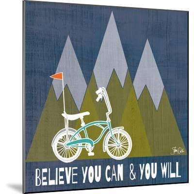 Believe You Can-Shanni Welch-Mounted Premium Giclee Print