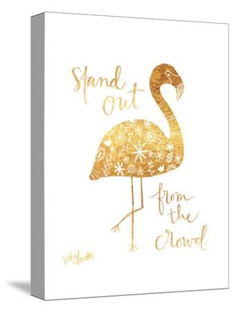 Stand Out from the Crowd-Katie Doucette-Stretched Canvas Print