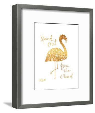 Stand Out from the Crowd-Katie Doucette-Framed Art Print