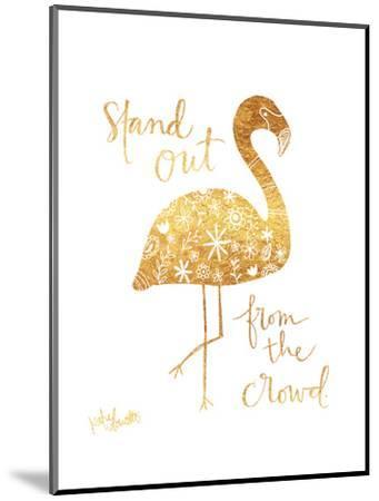 Stand Out from the Crowd-Katie Doucette-Mounted Art Print