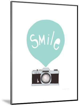 Smile-Seventy Tree-Mounted Giclee Print
