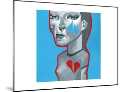 Heart Failure-Thomas Fuchs-Mounted Giclee Print