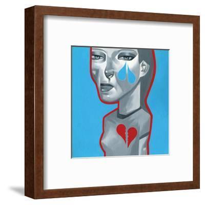 Heart Failure-Thomas Fuchs-Framed Giclee Print