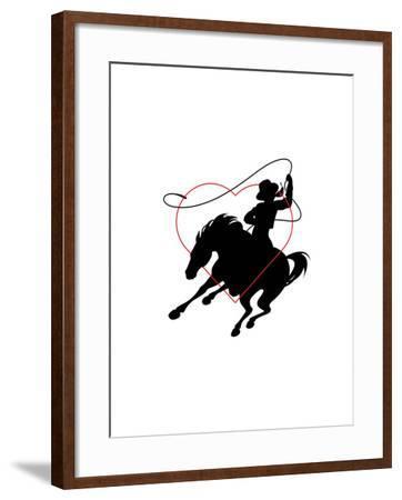 Knotty Girl-Thomas Fuchs-Framed Giclee Print