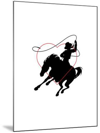 Knotty Girl-Thomas Fuchs-Mounted Giclee Print