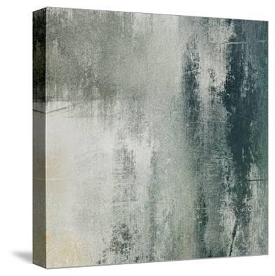 Art Paper Texture For Background In Black And White Colors-Irina QQQ-Stretched Canvas Print