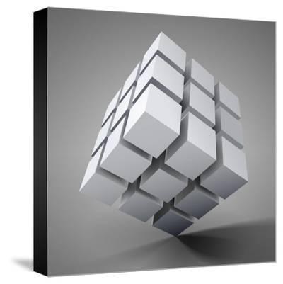 3D Illustration-Kundra-Stretched Canvas Print