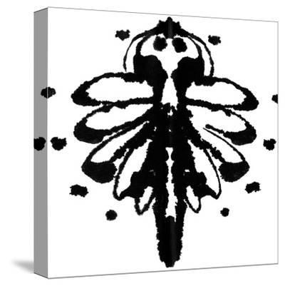 Rorschach Test-akova-Stretched Canvas Print