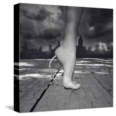 Fantasy Female Feet-ValentinaPhotos-Stretched Canvas Print