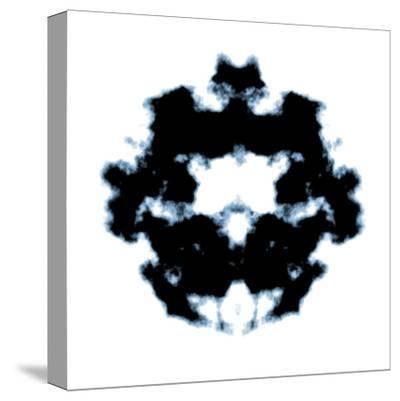 Rorschach-magann-Stretched Canvas Print