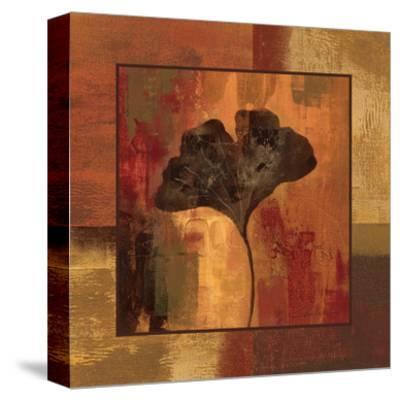October Leaf II-Silvia Vassileva-Stretched Canvas Print