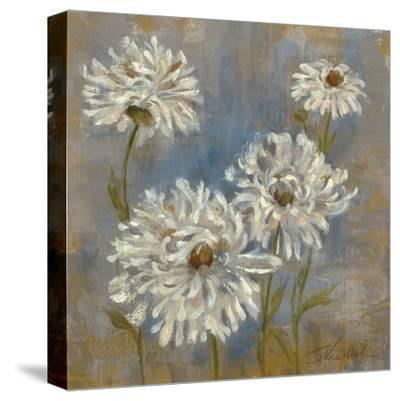 Flowers in Morning Dew II-Silvia Vassileva-Stretched Canvas Print