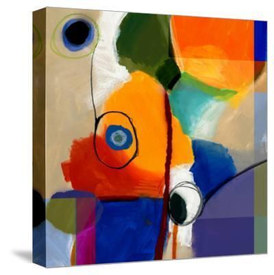 Amusement VI-Sisa Jasper-Stretched Canvas Print