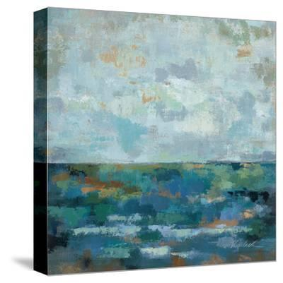 Seascape Sketches II-Silvia Vassileva-Stretched Canvas Print