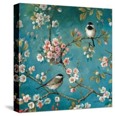 Blossom I-Lisa Audit-Stretched Canvas Print